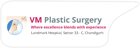 VM Plastic Surgery Logo